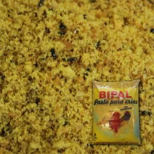 Pasta de cría canarios amarilla