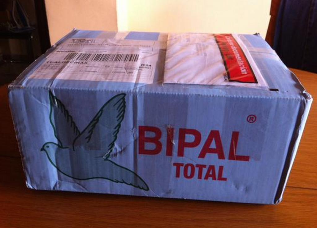 Pasta de cría Bipal