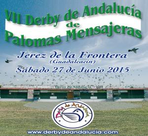 Derby de Andalucía de palomas mensajeras 2015