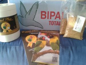 Complemento biológico, vitamínico y mineral necesario para equilibrar la alimentación de su psitácida