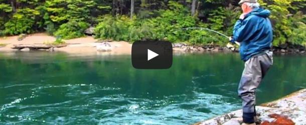 Video de pesca deportiva