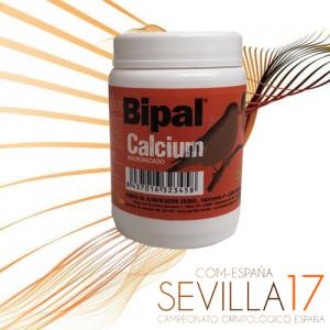 BIPAL CALCIUM - CAMPEONATO ORNITOLOGICO SEVILLA