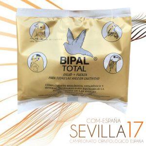 BIPAL TOTAL - CAMPEONATO ORNITOLOGICO SEVILLA
